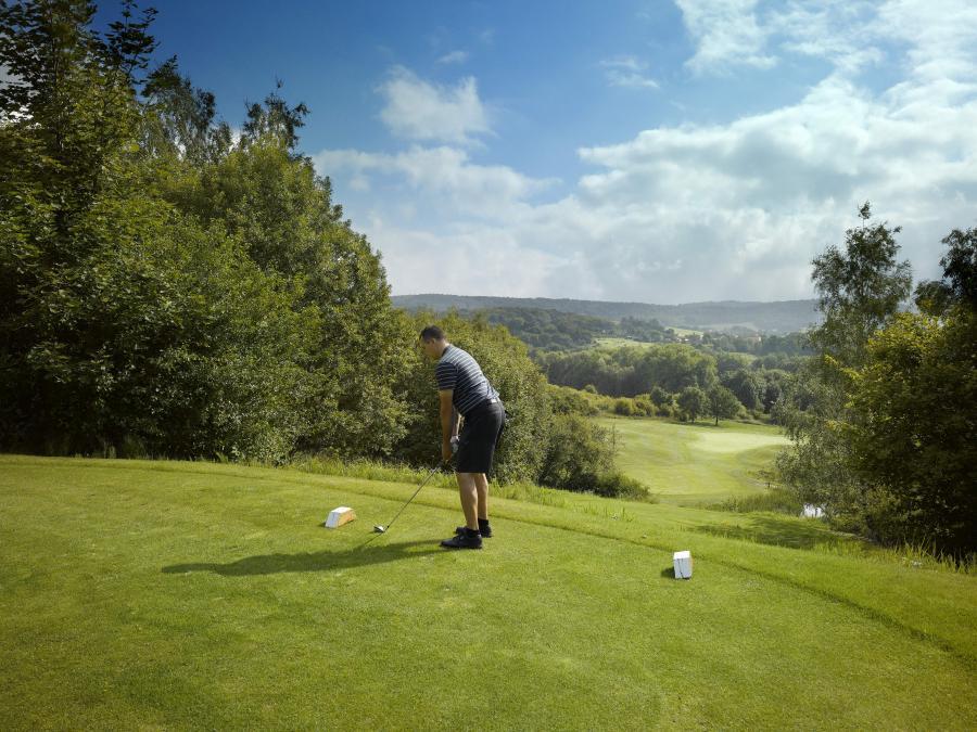 Golf resort Ústí nad Labem