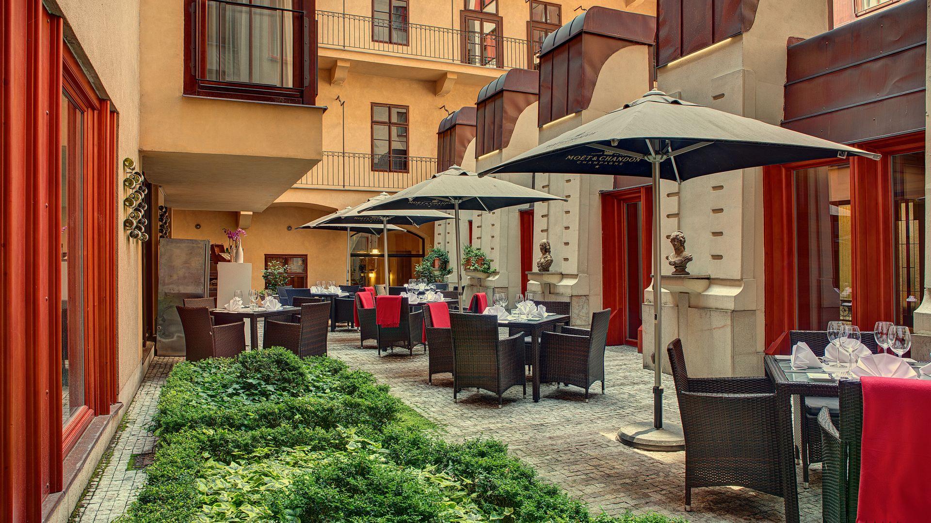 Hotel Majestic Plaza Prague